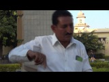 Путешествие по Индии, обсерватория Джантан-Мантан в Джайпур.