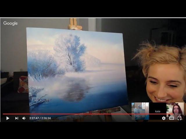 Реалити-шоу для художников Рождественская Мечта . День 3. » Freewka.com - Смотреть онлайн в хорощем качестве