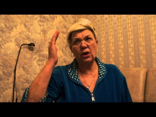 Мать убитого спецназовца Дмитрия Чудакова