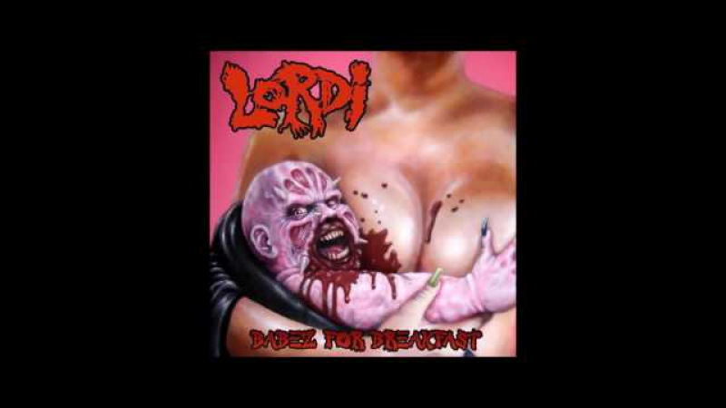 Lordi - Babez For Breakfast Full Album (2010)