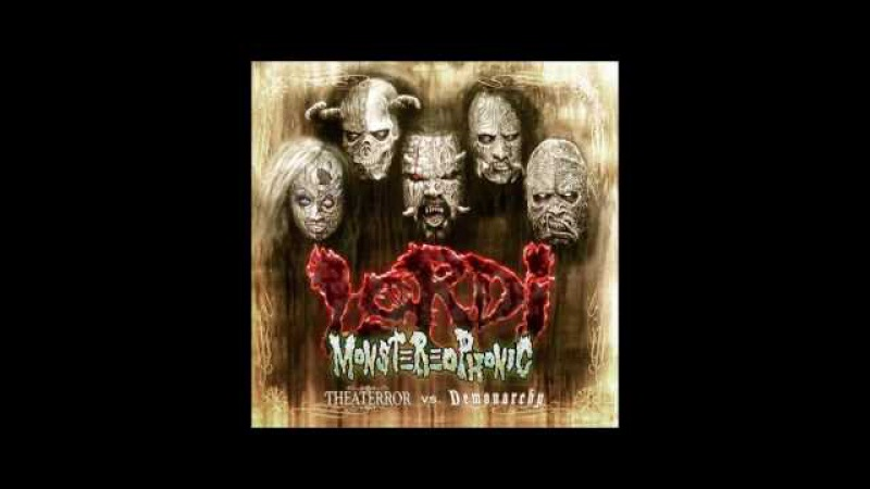 Lordi - Monstereophonic (Theaterror vs. Demonarchy) Full Album (2016)