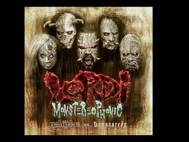 Lordi - The Night the Monsters Died