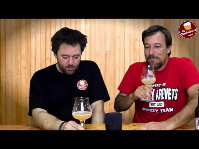Весёлые немцы пьют весёлое пиво с гелием