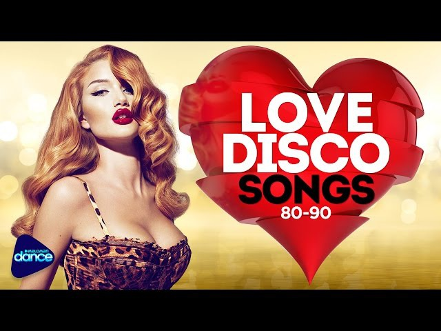LOVE DISCO SONG (80-90's). Best Ballads. Romantic Collection. Woman in Love.