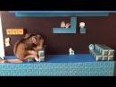 ハムマリオ003( HAMUMARIO)Hamster Super Mario Bros. WORLD1-2