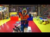 Человек из LEGO. Как снимали обзор кальяна. Сработала сигнализация дома