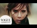 Cover Shooting Die Verwandlungskunst von Victoria Beckham VOGUE Behind the Scenes