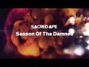 Sacred Ape - Season Of The Damned (2017) Synthwave Retrowave Side Project SΔCRED ΔPE