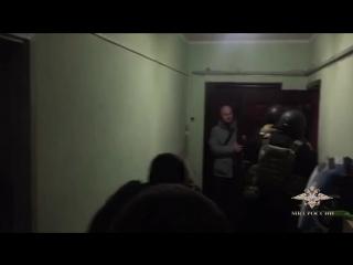 Сотрудниками ГУУР МВД России задержаны лидеры организованной группы, подозреваемые в похищении людей, вымогательствах и разбойны
