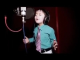 5-летний мальчик поёт I Will Always Love You Уитни Хьюстон (1)