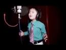 5-летний мальчик поёт I Will Always Love You Уитни Хьюстон 1