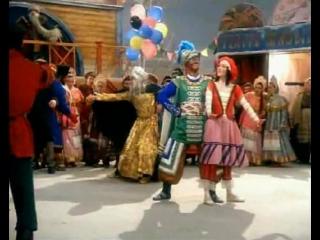 Петрушка (1994) – фильм-балет на музыку Игоря Стравинского.