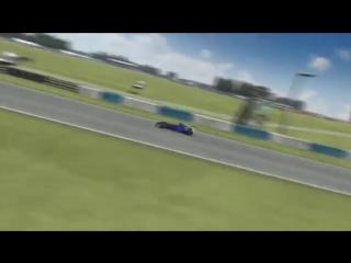 F1 2006 - ГП Великобритании. 3D-превью трассы Сильверстоун
