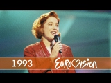 1993 Niamh Kavanagh - In your eyes (Ирландия) (Eurovision - Евровидение 38)