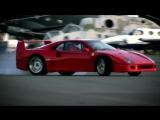Top Gear - Ferrari F40 и Porsche 959