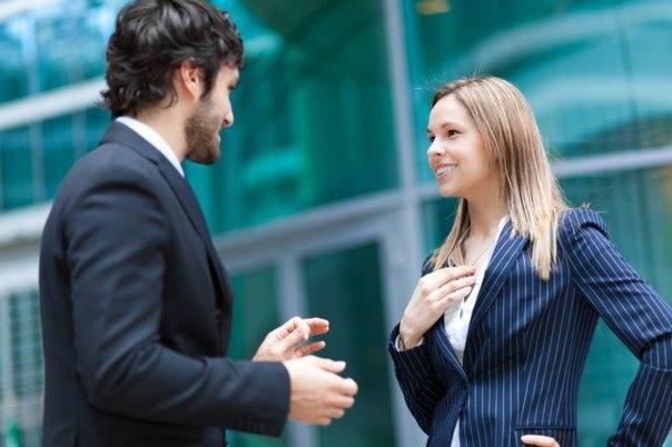 Как расположить к себе собеседника: 12 правил удачного разговора  Ум
