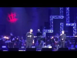 LIVE: Баста - Последнее слово ft. Олег Майами (Новый Трек/Кремль, )