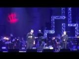 LIVE: Баста - Последнее слово ft. Олег Майами (Новый Трек/Кремль, 18.04.16)
