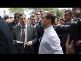 Семен  Слепаков - Ответ Медведеву- Просто денег нет. Обращение к народу.