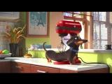Тайная жизнь домашних животных (2015). Отрывок из трейлера. Такса.