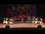 14 Образцовый хореографический ансамбль  «Ровесник» - Лорке - армянский танец