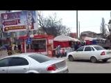 Рынок Ирчи Казака горит
