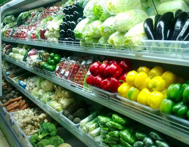 Как выбирать овощи и фрукты в магазине и на рынке - видео