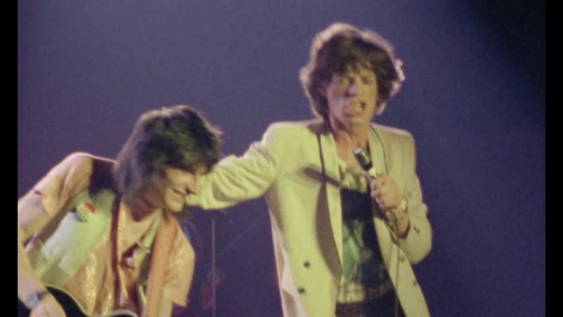 The Rolling Stones - Some Girls - Live in Texas (1978)