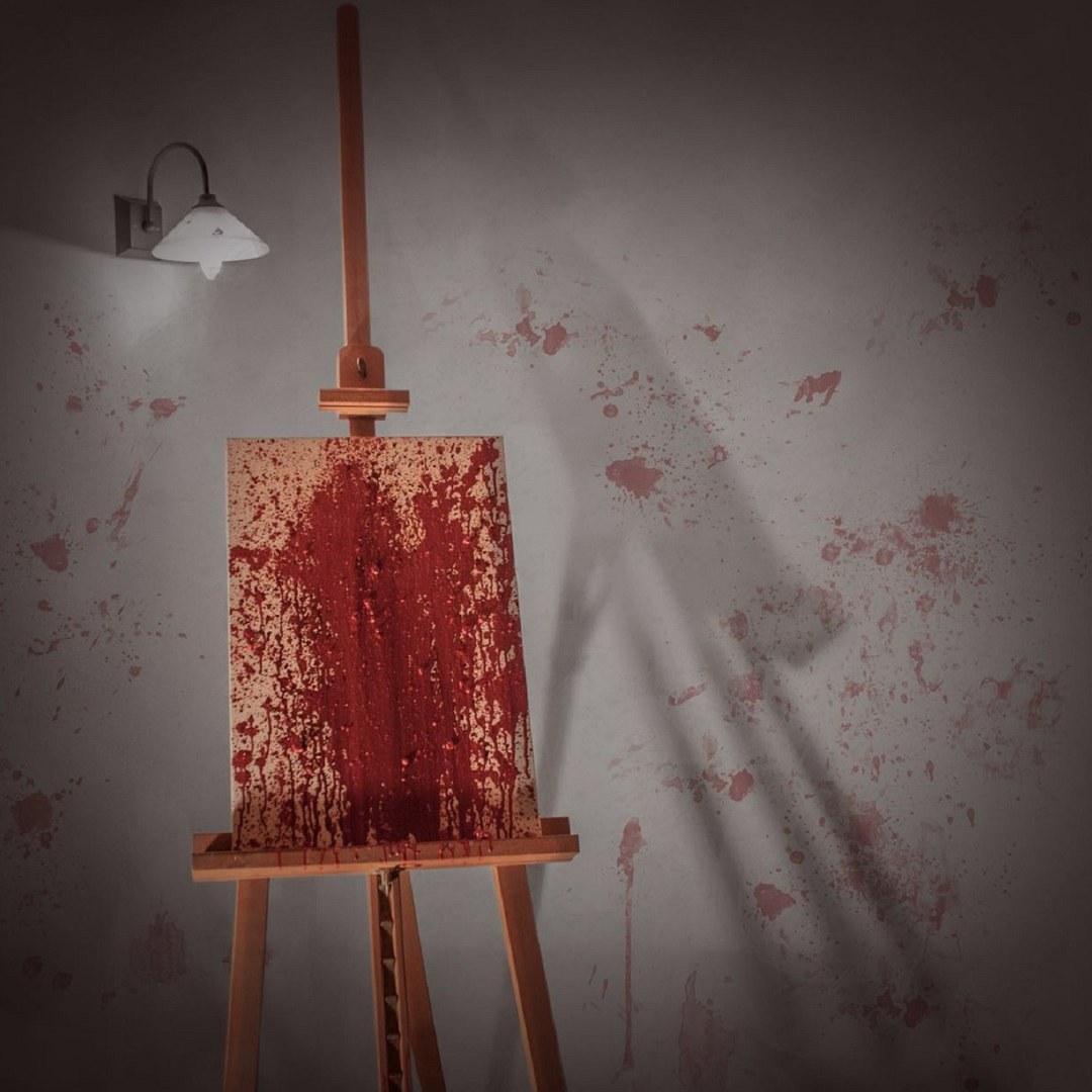 Dream Born In Fly - Red Canvas: The Sad Painter And Other Stories [EP] (2016)