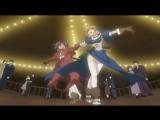 Chrono Crusade Танец Хроно и Розетты