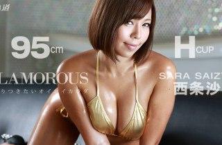 1Pondo 040916_277 Sara Saijo glamorous Sara Saijo