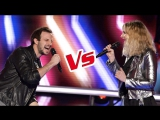 2017.04.29 The Voice 6 ep.10 Marvin Dupré VS Elise Melinand - « Fast Car »