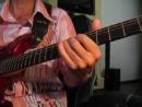 Блюз на гитаре Соло (lead blues guitar) Песни под гитару. автор исполнитель Сергей Бондаренко..
