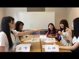 160812 SHOWROOM NMB48 Shin Jidai no Irodori-kata (Akashi Natsuko, Ishida Yuumi, Nishizawa Rurina, Koga Narumi, Yamao Rina)