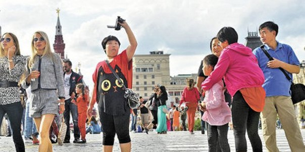 Россия открыла горячую линию по обслуживанию китайских туристовДля пр