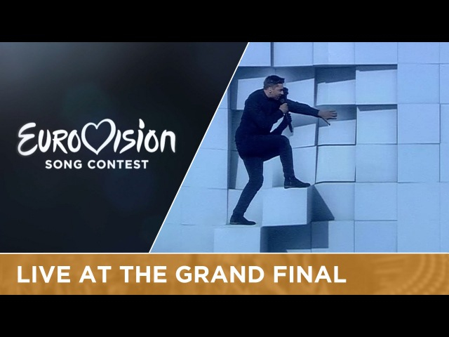 LIVE - Sergey Lazarev - You Are The Only One (Russia) at the Grand Final