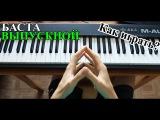 NikitaSXB  Баста - Выпускной Tutorial Piano