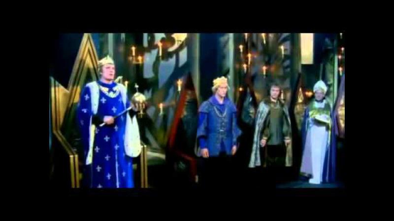 Проклятые короли (2005) 3 серия (Худ. Фильм, Франция Италия) Исторические фильмы онлайн