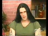 Peter Steele on the Jerry Springer show