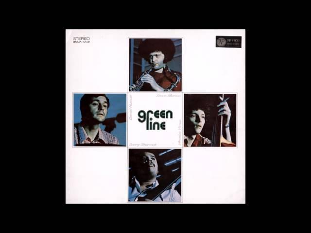 Steve Marcus, Miroslav Vitous, Sonny Sharrock, Daniel Humair -- Green Line (Complete Album)