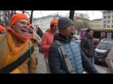 Екатеринбургская харинама-санкиртана с Маладхарой. Эпизод4. 15.10.2016