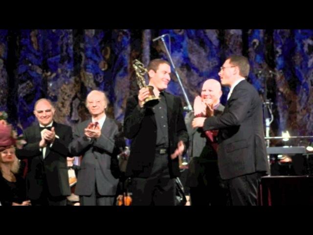 Béla Bartók: Sonata for Violin Solo (4th mov., Presto) - Kristóf Baráti