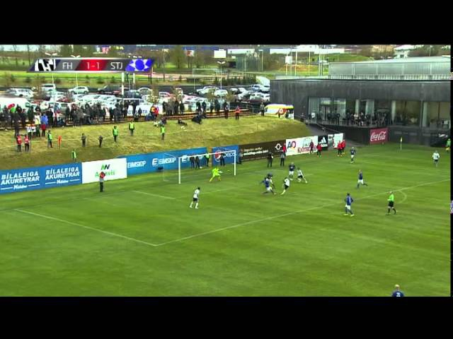 Highlights - FH 1-2 Stjarnan