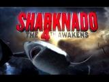 SHARKNADO 4: THE 4TH AWAKENS Official Teaser Trailer (2016) Tara Reid SyFy Movie HD