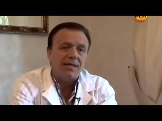Натуральная сода. Рак лечится содой.Тулио Симончини