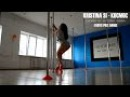 Choreography by Victoria Gybina Kristina Si Космос Exotic Pole Dance