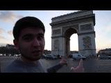 Our trip to France Наша поездка во Францию
