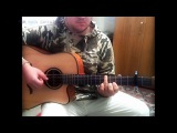 Шикарная Мелодия на Гитаре Masaaki Kishibe