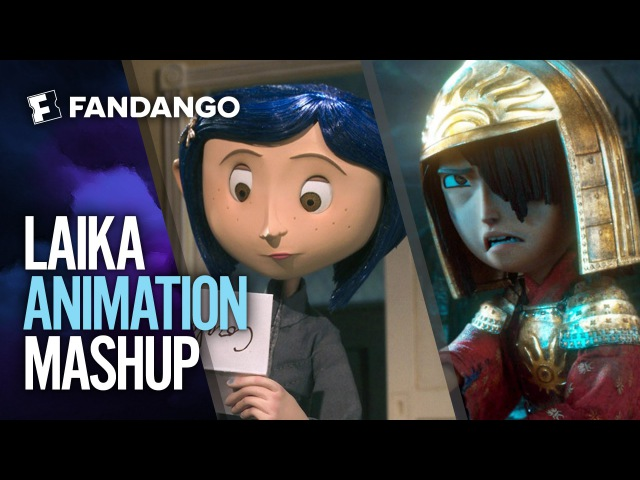 Stop Motion Magic Laika Movie Mashup 2016