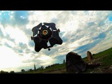 Flying RC Half-Life City Scanner drone